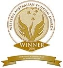 Western Australia Tourism Awards Winner 2006